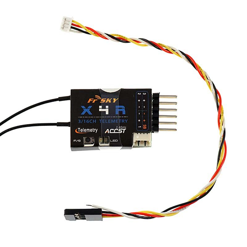 Frsky X4RSB 3 - 16ch Telemetry Receiver EU LBT Version